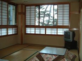 碁石温泉/客室