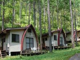 森の小さなリゾート村 桜清水コテージ/客室