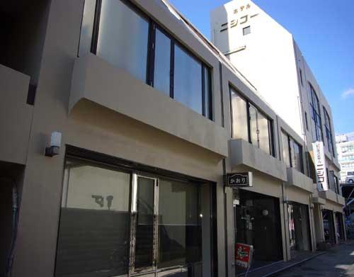 ビジネスホテル ニシコー/外観