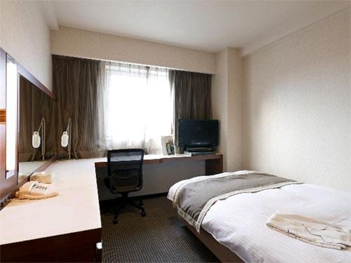 クサツエストピアホテル/客室