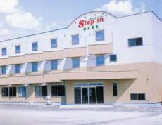 ビジネスホテルStepinはらまち/外観