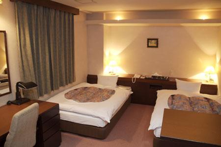 ビジネスホテル サンシティ1号館/客室