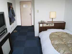 ホテル東広島ヒルズ 西条店(旧ホテルイーグル)/客室