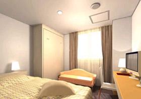 インターシティホテル白山/客室