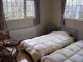 湿原の宿 B&B かむほーむ/客室