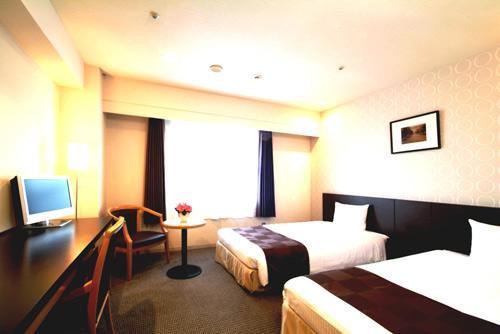 ホテルWBFグランデ函館(旧 函館グランドホテル)/客室