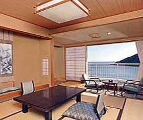 下田海浜ホテル/客室