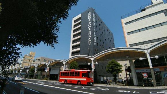 グリーンリッチホテル岩国駅前/外観