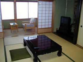民宿 山中荘/客室