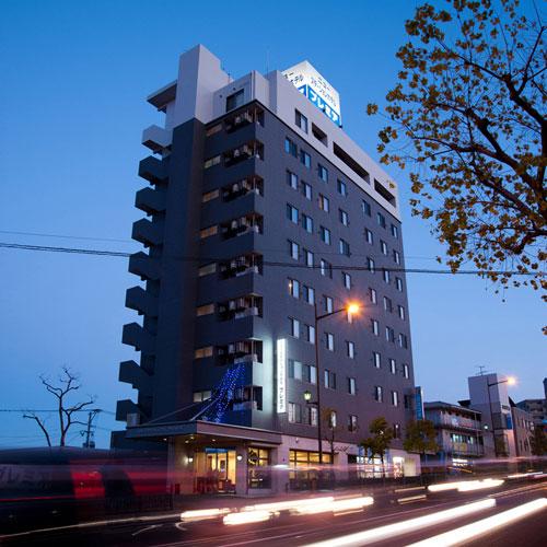 ニューステーションホテルプレミア/外観