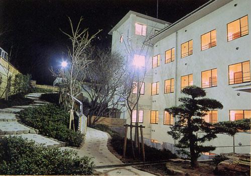 犬鳴山温泉 犬鳴山グランドホテル紀泉閣/外観