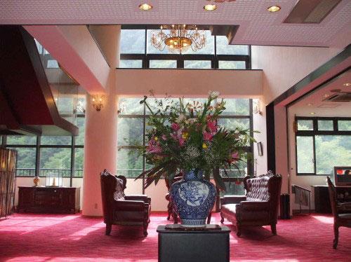 犬鳴山温泉 犬鳴山グランドホテル紀泉閣/客室