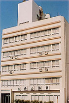 ホテル椿荘/外観