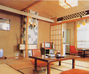 飯坂温泉 ホテル翠月/客室