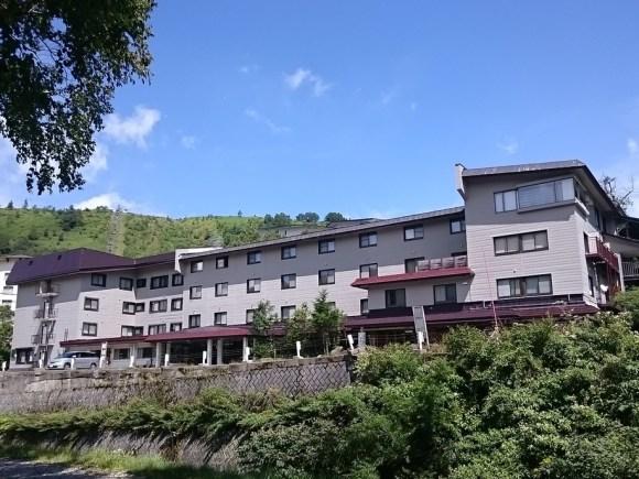 志賀高原 ホテル一望閣/外観