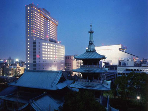 第一ホテル両国/外観