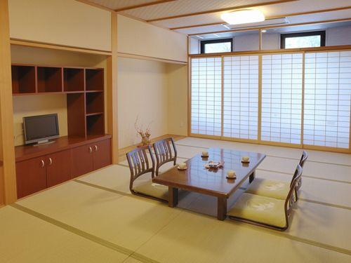 大江戸温泉物語 那須塩原温泉 かもしか荘/客室