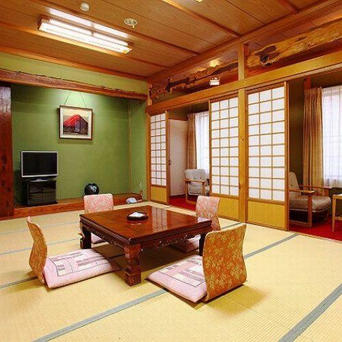 檜湯の宿 松伯/客室