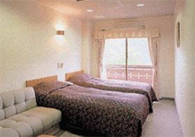 リゾートホテルアルプ/客室