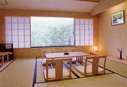 アソベの森いわき荘/客室