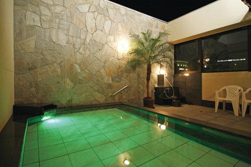 ホテルニューガイアイン中洲東/客室