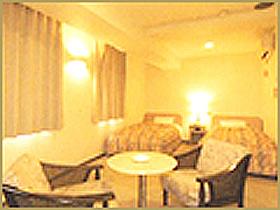ホテルニューうすき/客室