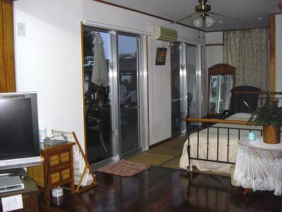 海のそばペンション/客室