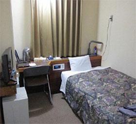 五井キャピタルホテル/客室