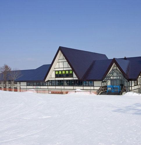 グランディ羽鳥湖スキーロッジ/外観