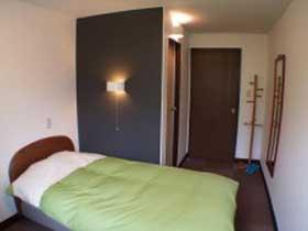 白河ビジネスホテル/客室