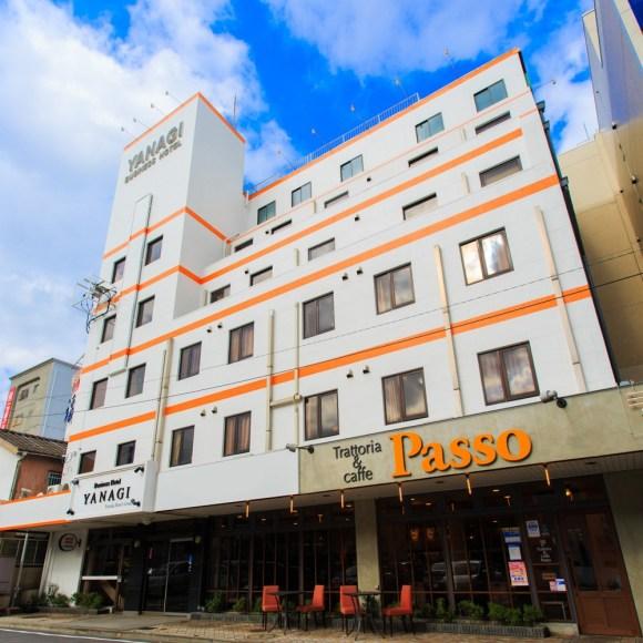 ビジネスホテル YANAGI(ヤナギ)/外観