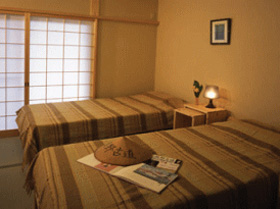 熊野古道の宿 霧の郷たかはら/客室