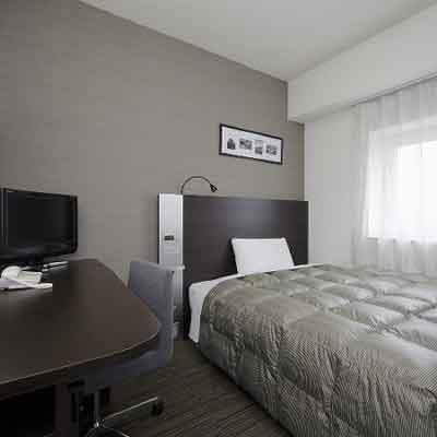 コンフォートホテル帯広/客室