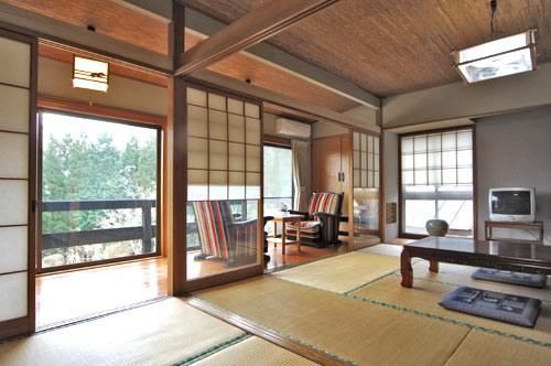 山の家 風楽/客室