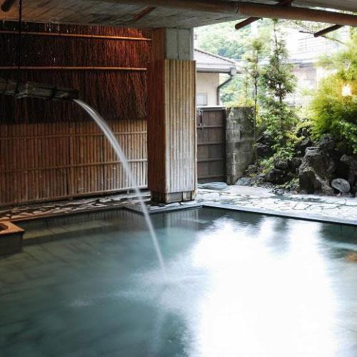 四万温泉 貸切風呂の宿 鍾寿館/客室