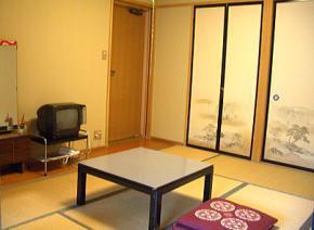湯宿温泉 大滝屋旅館/客室