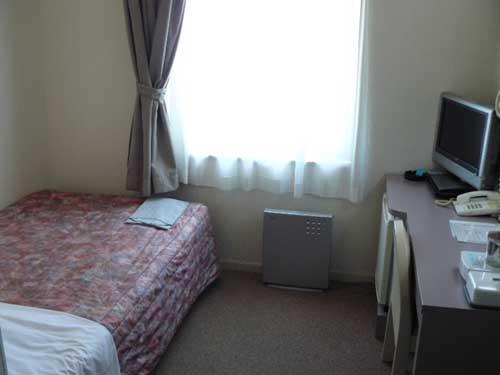 ビジネスホテル サンシャイン高松/客室