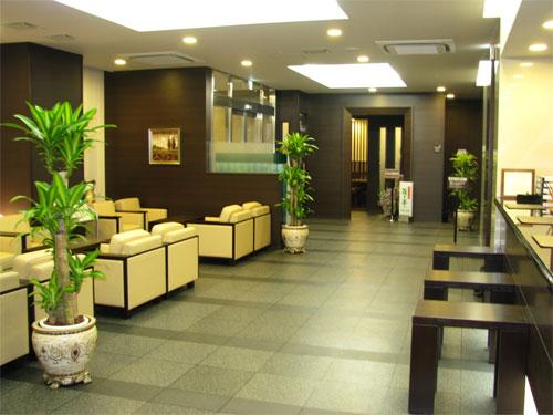ホテル ルートイン花巻/客室