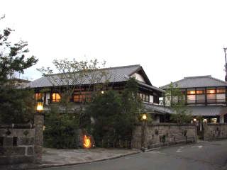 人吉温泉 旅館たから湯/外観