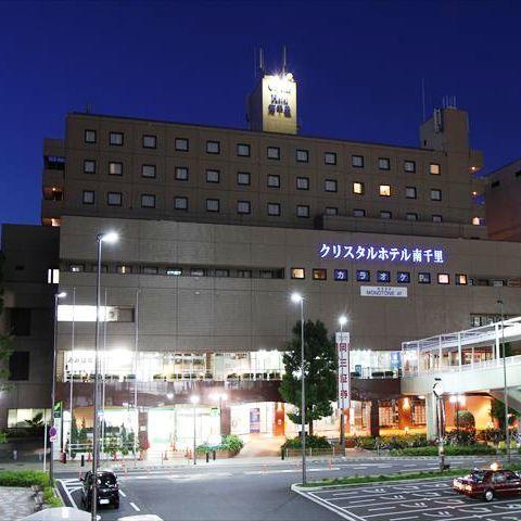 南千里クリスタルホテル/外観