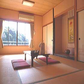 旅館 浮島<渡鹿野島>/客室