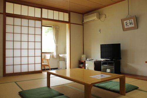 入鹿温泉ホテル瀞流荘/客室