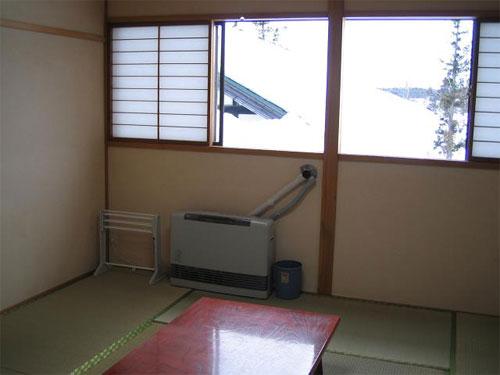 大曲ユースホステル/客室