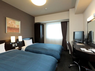 ホテル ルートイン由利本荘/客室