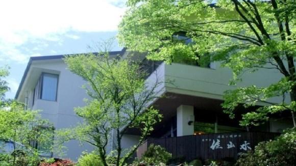 ホテル 佳山水/外観