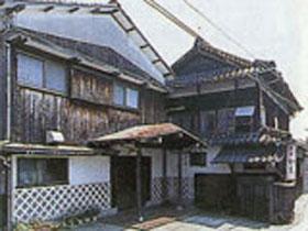 柳屋旅館/外観