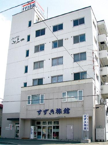 すずき旅館<北海道>/外観