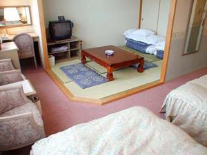 ホテル ベルヒルズ/客室