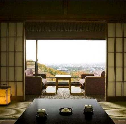 遊景の宿 平城/客室