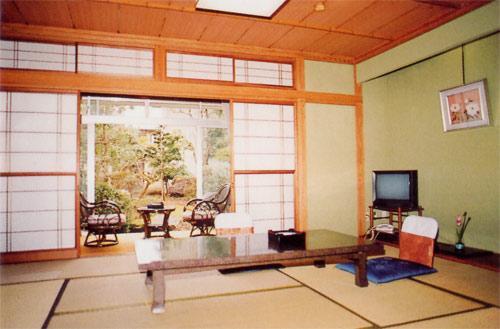 季節料理の楽しめる宿 おぐら館/客室